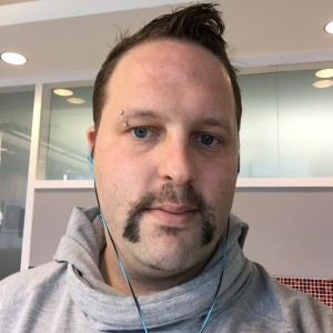 MOvember 2014 - Just another pic I took while begging for money