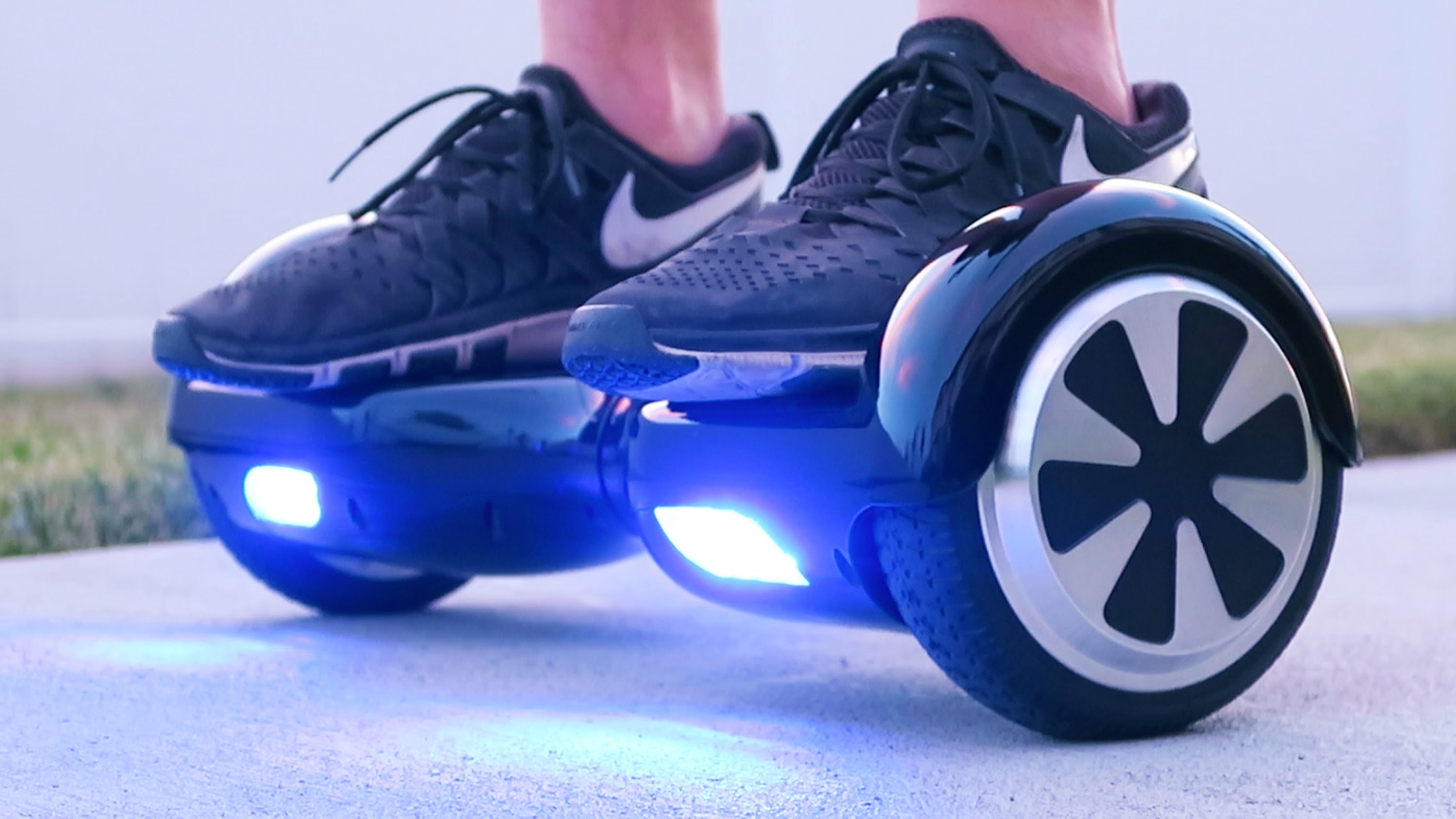 device masquerading as a hoverboard